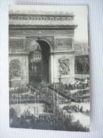 Fêtes De La Victoire 14 Juillet 1919 - Guerre 1914-18