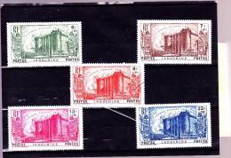 INDOCHINE :150anniversaire De La Révolution : Y&T :  209 à 213* - Neufs