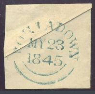 EIRE 1845 - Portadown Postmark. - Altri