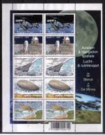 Belgie 2009 SPACE 3916/3920 *** PLAKPRIJS OPRUIMING *** - Blocs 1962-....