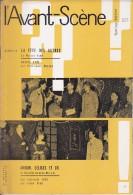 L'Avant Scène Femina Théâtre N°203 La Tête Des Autres Marcel Aymé - Marcel Aymé Par PL Mignon - Amour, Délices Et Or - Non Classés