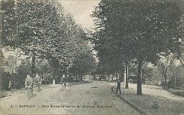 Roubaix - Parc Barbieux Entrée Du Nouveau Boulevard - 1911 - Roubaix