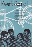 L'Avant Scène Femina Théâtre N°211 Le Vélo Devant La Porte J Hayes MG Sauvajon - Lheure Du Thé S Dubreuil - Non Classés