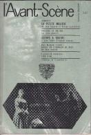 L'Avant Scène Femina Théâtre N°210 La Petite Molière J Anouilh Et R Laudenbach - Présence De Molière J Anouilh - Non Classés