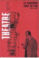 L'Avant Scène Théâtre N° 327 Le Deuxième Coup De Feu Robert Thomas - Non Classés