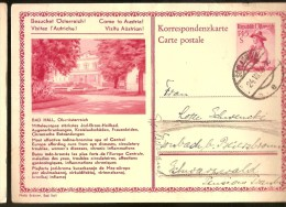 Austria &Bilhete Postal, Oberosterriech, Schladming 1954 (10) - 1945-60 Briefe U. Dokumente