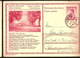 Austria &Bilhete Postal, Oberosterriech, Schladming 1954 (10) - 1945-.... 2a Repubblica