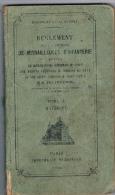 Militaria, Mitrailleuse HOTCHKISS 1914, 98 pages + Planches de I � XVI (complet) voir 7 scans