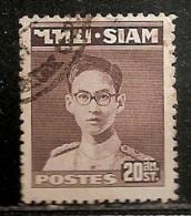 SIAM   OBLITERE - Siam