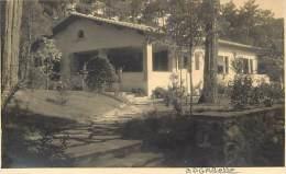 """- Gironde - Ref-B969 - Carte Photo Villa """" Bogabelle """" - A Identifier Soit  Gironde Soit  Landes -carte Photo Bon Etat - - France"""