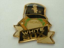 Pin´s BASEBALL - CHICAGO WHITE SOX - Baseball