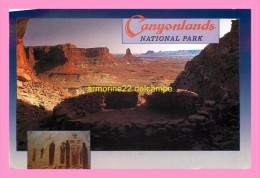 **CPM  CANYONLANDS NATIONAL PARK - Bryce Canyon