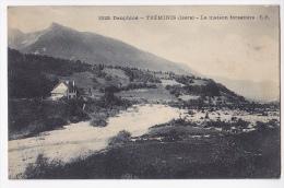Dauphiné - Tréminis - La Maison Forestière - Circulé 1929, Sous Enveloppe - France