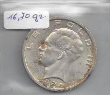Leopold III Fr /  Nl 50 Fr - Belgique