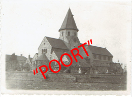 ST. BAAFS-VIJVE - Prachtige Oude Foto - 11 X 8,5 Cm. - Wielsbeke