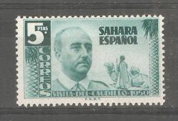 Sello Nº 90  Sahara - Sahara Español