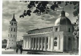Lituania - Cartolina VILNIUS, PAVEIKSLY GALERIJA - OTTIMA L41 - Lituania