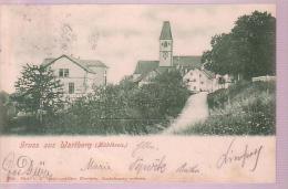 A-4224 Ansichtskarte Grün Wartberg - Ansichtskarten