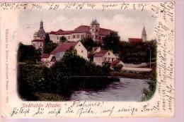 CZ-37701 Ansichtskarte Colo Jindrichuv Hradec - Postcards