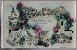 Souvenir De PARIS . 3° Arrondissement . - Arrondissement: 03