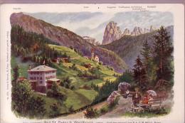 I-39040 Ansichtskarte Color Lajen - Cartes Postales