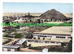 Postcard  Echte Foto édit La Pie - Vue Aérienne ESCAUDAIN ECOLE Du MAROC Et Mine  - 1965 - Zonder Classificatie