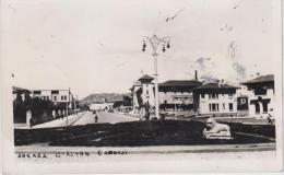 AK - ANKARA - Ä°stasyon Caddesi 1957 - Türkei