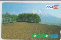 AIRPLANE - JAPAN-127 - AIRLINE - JTB - Vliegtuigen