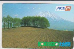 AIRPLANE - JAPAN-127 - AIRLINE - JTB - Avions