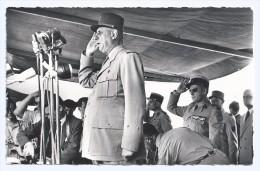 CPSM,GENERALE DE GAULLE,ALGERIE 1958 - Algerien