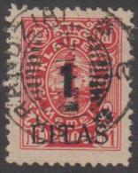 Memel - Memelgebiet - Klaïpeda - 1923 - Michel N° 204 SKRANDZIAI - Klaipeda