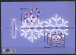 Belgie 2014 Kristallografie BF 216 *** PLAKPRIJS OPRUIMING *** - Blocs 1962-....