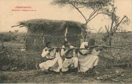 DIRRE DAOUA ABYSSINS S'EXERCANT AU TIR - Ethiopia