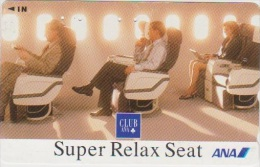 AIRPLANE - JAPAN-141 - AIRLINE - ANA - Avions