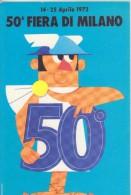 50° Fiera Di Milano 1972 - Esposizioni