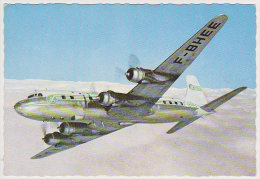TAI, Compagnie De Transports Aériens Internationaux. Super DC 6 B - 1946-....: Era Moderna