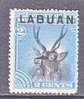 Labuan 50   *  FAUNA - North Borneo (...-1963)