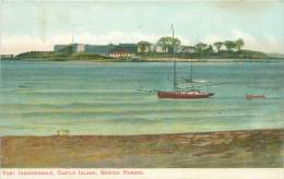 BOSTON - Fort Independence, Castle Island - Boston