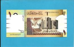 SUDAN - 1  SUDANESE POUND - 2006 - P 64 - UNC. - 2 Scans - Soudan