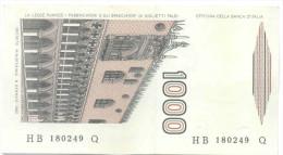 ITALIA - ITALY - 1000 Lire Marco Polo - 1982 - Serie B - Non Circolata - Fior Di Stampa - 1000 Lire