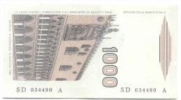 ITALIA - ITALY - 1000 Lire Marco Polo - 1982 - Serie D - Non Circolata - Fior Di Stampa - 1000 Lire