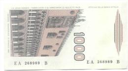 ITALIA - ITALY - 1000 Lire Marco Polo - 1982 - Lotto Di 2 Banconote - Ciampi/Stevani+Ciampi/Speziali  FDS - Non Circo... - [ 2] 1946-… : République