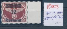 Kurland   4  **  Geprüft (ff3873 ) Siehe Scan ! - Besetzungen 1938-45