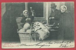 Brugge - Top Geanimeerd - Au Marché - 1902 - Albert Sugg ( Verso Zien ) - Brugge