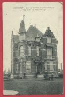 Lochristi -  Villa Van De Heer Van Nieuwenburgh - Feldpost 1915 ( Verso Zien ) - Lochristi