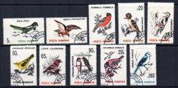 Romania - 1993 - Birds - Used/CTO - 1948-.... Républiques