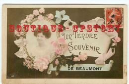95 - BEAUMONT < TENDRE SOUVENIR - Beaumont Sur Oise