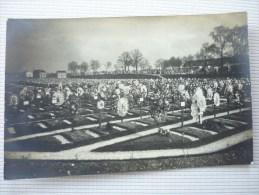 Carte Photo - Cementerios De Los Caídos De Guerra