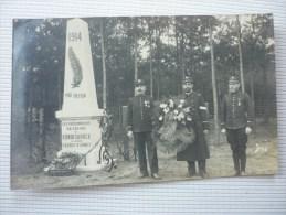 Prisonniers De Guerre à Koenigsbruck - Weltkrieg 1914-18
