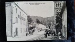 CPA D39 Les Planches En Montagnes Hotel De L'Oranger - Champagnole